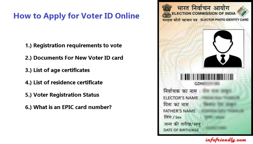 Apply for Voter ID Online According to the Indian Constitution