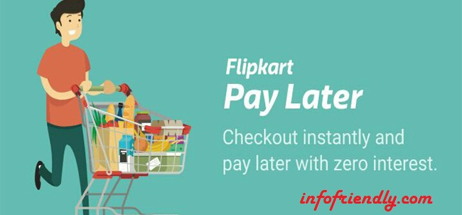 What is Flipkart Pay Later?
