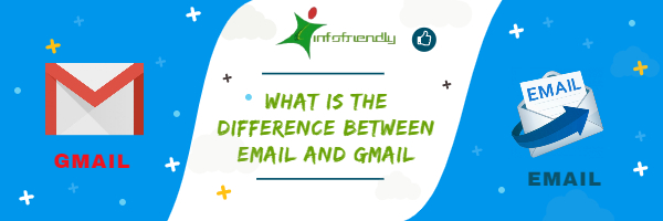What's the difference between Email and Gmail?