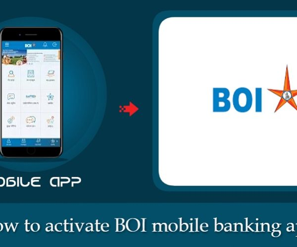 How to activate BOI mobile banking app