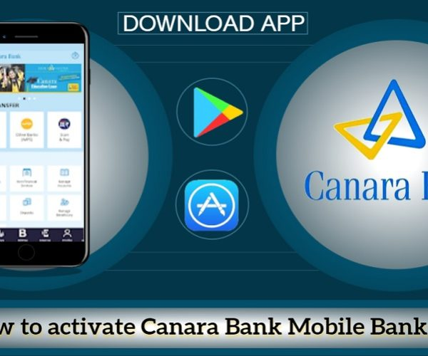 How to activate Canara Bank Mobile Banking
