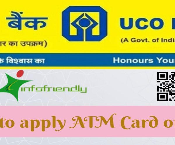 How to apply UCO Bank ATM Debit Card online?