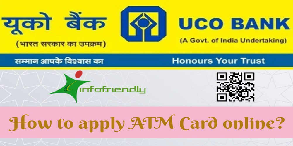 uco bank online apply for atm card