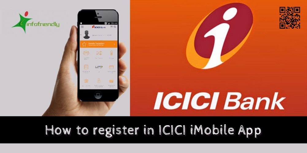 How to register in ICICI iMobile App