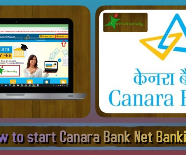 How to start Canara Bank Net Banking