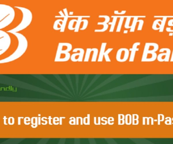 How to register and use BOB m-Passbook