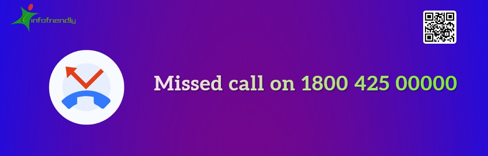 Check Indian Bank balance by Missed Call Number