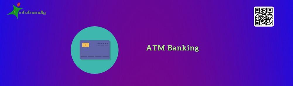 Check bank balance by ATM Banking