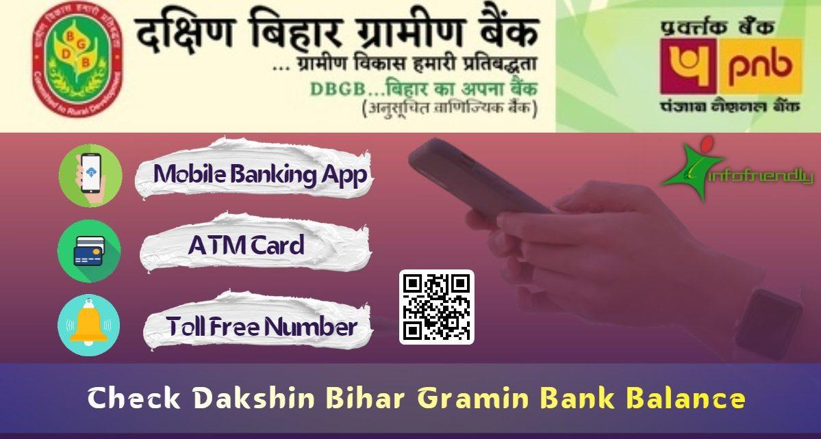 Check Dakshin Bihar Gramin Bank Balance