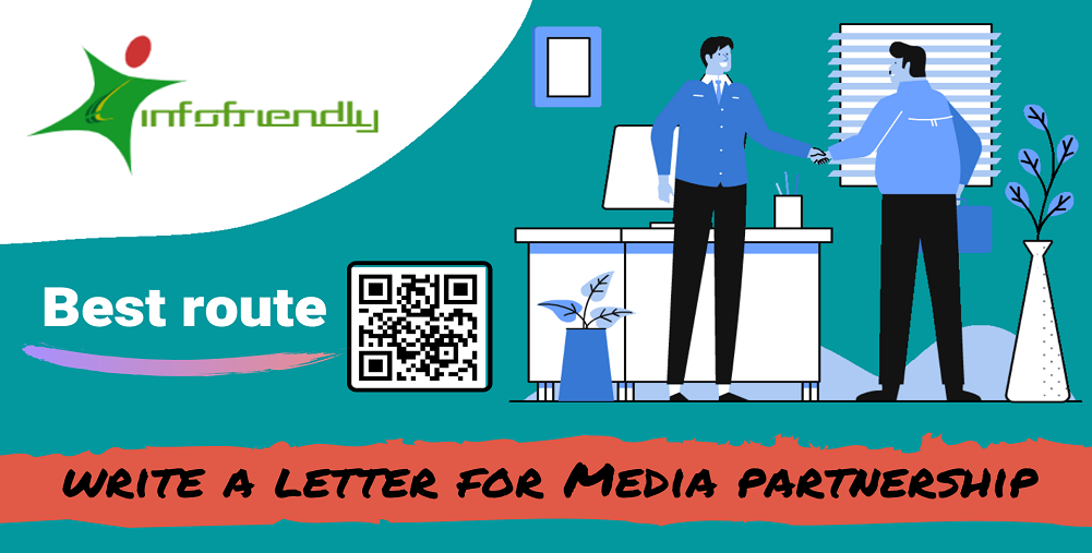 How to write a letter for media partnership