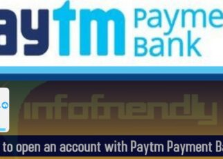How to Open Paytm Payment Bank account?