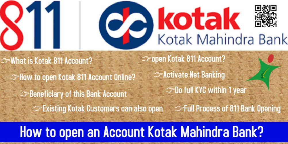 How to open an Account Kotak Mahindra Bank?