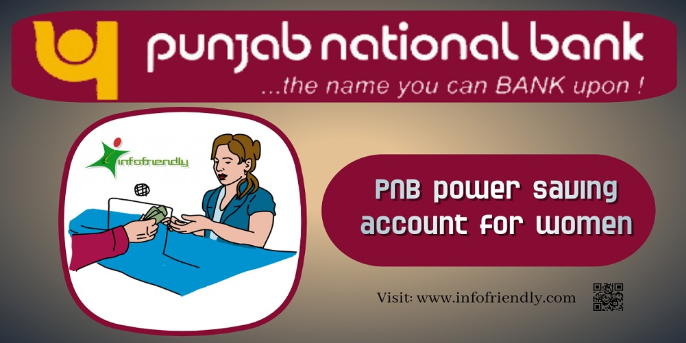 How to open PNB power saving account for women?