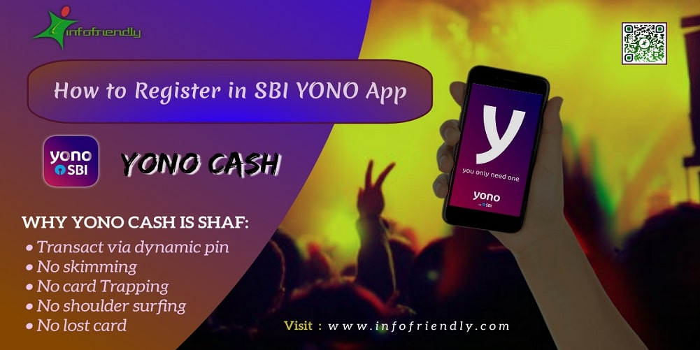 How to Register in SBI YONO App