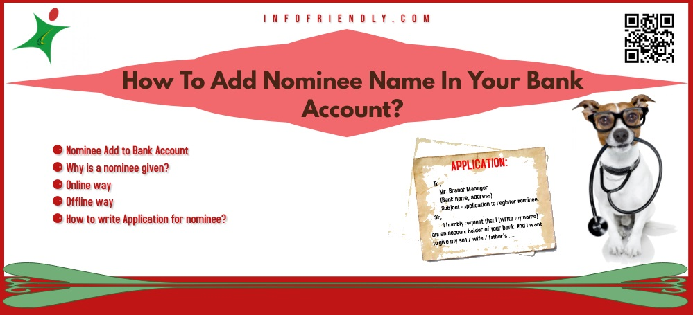 How To Register Nominee Name In Your Bank Account?