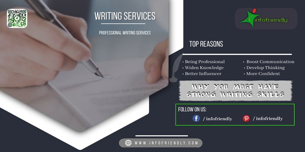 Top Reasons Why You Must Have Strong Writing Skills