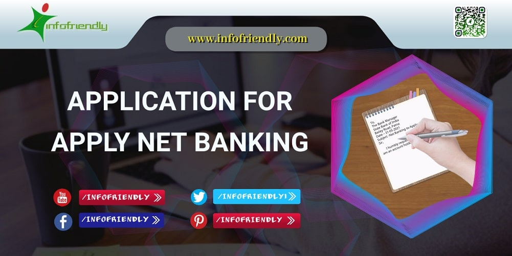APPLICATION FOR APPLY NET BANKING