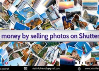 How to make money by selling photos on Shutterstock?