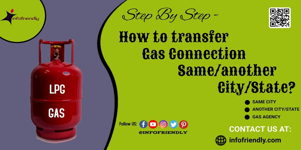How to transfer Gas Connection?