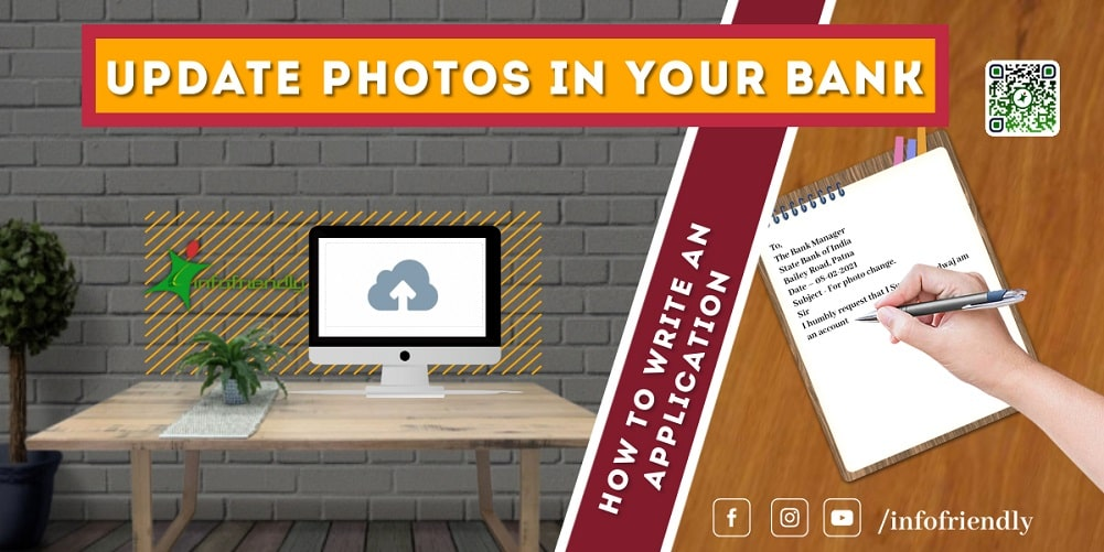How to write an application to update photos in your bank