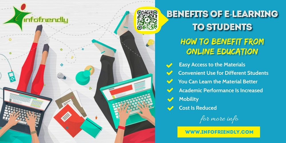 Benefits of Elearning to Students: How to Benefit From Online Education