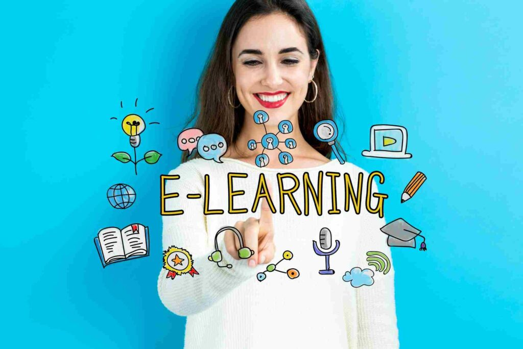 Elearning to Students infofriendly