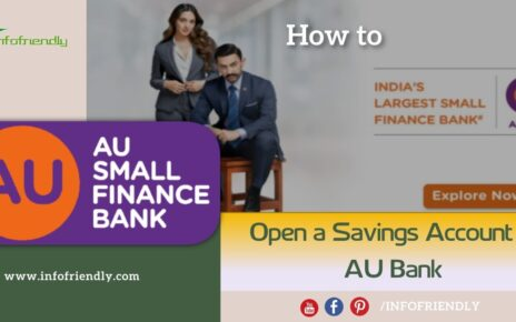 Open a Savings Account in AU Bank