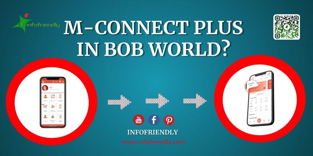 M-CONNECT PLUS IN BOB WORLD